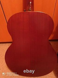 Guy Trameleuc Pah10 Made In Japan 6 Cordes Guitare Acoustique