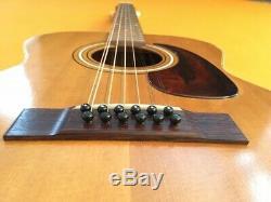 Harmonie Guitare 12 Cordes Massif Made USA Grande Stabletune Sounds Cas De Withhard