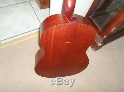 Harmonie Vintage Style Classique Guitare Acoustique Made In USA