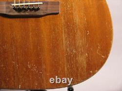 Harmony H165 Om 1968 Made In Chicago En Acajou Massif Beau Joueur