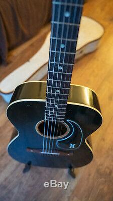 Harmony H6364 Guitare Acoustique 1973 Fabriqué Aux Etats-unis