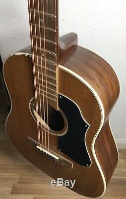 Hofner 492 Vintage 12 Cordes Guitare Acoustique 67-69 Made In Germany