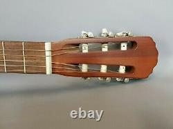Hofner 6 String Acoustic Guitar Allemand Made Ehb