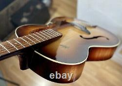 Hofner Congress Vintage Guitare Acoustique Archtop Made In Germany 50s/60s