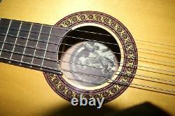 Hofner No 3 Guitare Acoustique Vintage Made In Germany