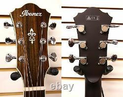 Ibanez Made-in-japan Ae800as Guitare Électrique Acoustique Antique Sunburst Avec Boîtier