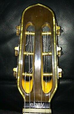 Jazz David J. Hodson Gypsy Guitar Model 503gn Fait En 1995