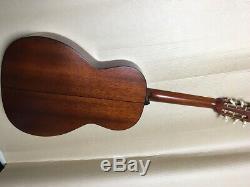 K. Yairi Ny-65v Fait Naturel Au Japon Guitare Acoustique Avec Étui