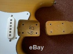 Kimbara Stratocaster Fait Dans Le Droit Japon Costume Ère Guitare Électrique