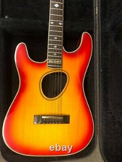 Kramer Ferrington Fabriqué Aux États-unis Guitare Électrique Acoustique Gaucher L@@@k