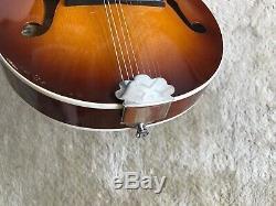 L'harmonie Mandoline, Haut De Gamme! 1970 A Fait Aux Etats-unis, L'installation Récente, Ohsc