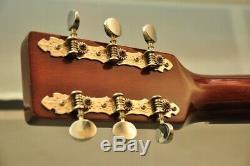 La Vie H155 Vintage 1972 Flattop Guitare Acoustique Made In Japan Gitarre