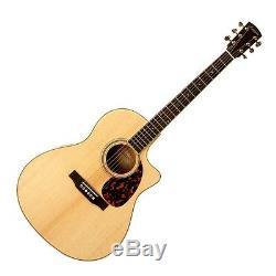 Larrivee Lv-03e Standard Guitare Acoustique Épicéa Et Sapele Made In USA