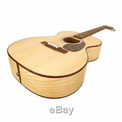 Larrivee Om-03a Spruce & Swamp Ash Limited Edition, Made In USA