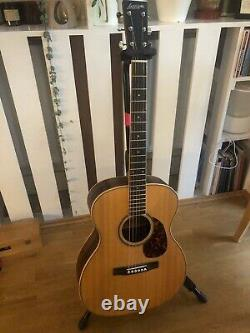 Larrivee Om-40 Om40 Rw Acoustic Guitar Made In USA