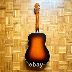 Levin Model 121 Guitare Rare Et Vintage! Fabriqué En Suède En 1956! Entièrement Desservi