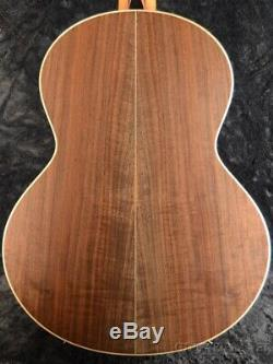 Lowden S-35w Guitare Acoustique Made In 2018 Rare Occasion Testée