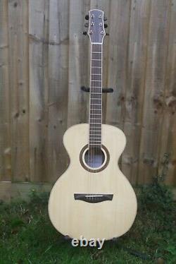 Luthier Fait Main Guitare Acoustique
