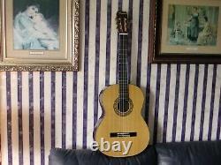 Luxor Konzertgitarre Fabriqué Au Japon Super Zustand
