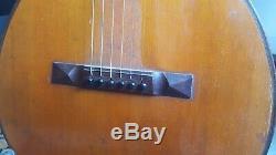 Lyon Et Guitare Acoustique Salon Healy USA A 1910s-20s