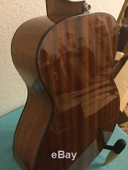 Made Acoustique Guitare Folk Alvarez Main Af 30 (e 12030047)