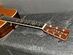 Made In 1972 Yamaki F140 Absolument Magnifique D45 Style Guitare Acoustique