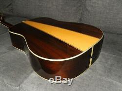 Made In Japan 1982 Morris Tf801 Simplement D45 Magnifique Style Guitare Acoustique