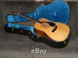 Made In Japan En 1980, Yamaha L5 Cordes En Acier Acoustique Grand Concert Guitare