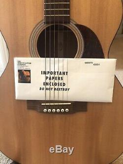 Martin 000-1 Rare! Made In Usa- Mint Condition