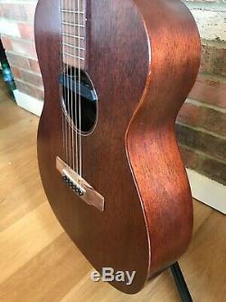 Martin 00-15ml Gauche Millésime Guitare Acoustique Handed Très Bon État Made In USA