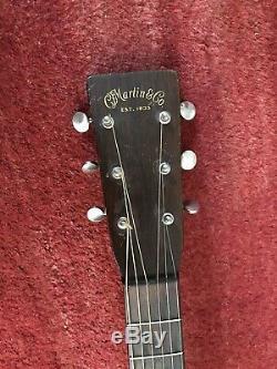 Martin 017 Fait En 1935 Originale Avant Guerre Vintage Guitar