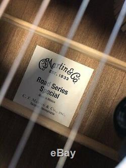Martin & Co Guitare Acoustique, Série Special Road, Fabriqué Au Mexique Avec Le Sac Gator
