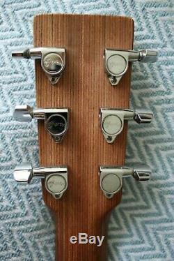 Martin & Co. U. S. A. Made Dx1r Guitare Folk Acoustique & Hardcase
