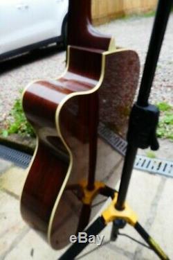 Martin Custom Guitare Acoustique 2006 Om-18v Cutaway, Seulement 10 Fait. Excellente Condi