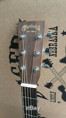 Martin D15 Guitare Acoustique, Zager Easy Play Fait Rare Studio Collection