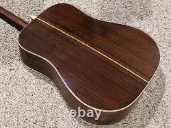 Martin D28 1970 Etats-unis A Guitare Acoustique Vintage