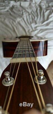 Martin D28 P Acoustique Plus Rare Guitare Puis La D28 A Fait Pendant Une Courte Période En 1988