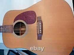 Martin D-1r Guitare Acoustique 1995 American Made, Rare