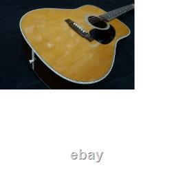 Martin D-28 Réalisé En 2005 (martin Dreadnought Natural) Guitare Acoustique