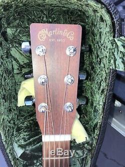 Martin Guitare Acoustique 000x1 Avec Martin Hard Case Made In USA Table En Épicéa Massif