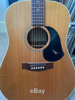 Maton Em325 Electro Acoustic Guitar Made En Australie Ap5 Steel 6 Cordes De Ramassage