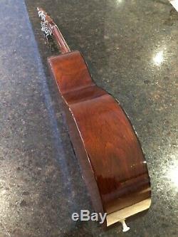 Maton F11 1970 Guitare Classique Acoustique Fabriqué En Australie F. 11