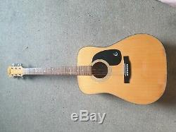 Mij Fr300 Fait Epiphone Au Japon, Vintage 70s Guitare Acoustique, Son Incroyable