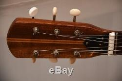Modèle 100 Eko 1960 Vintage Archtop Guitare Made In Italy Gitarre