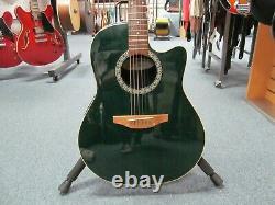 Modèle D'ovation 1861 Balladeer Standard Fabriqué Aux États-unis Guitare Électrique Acoustique