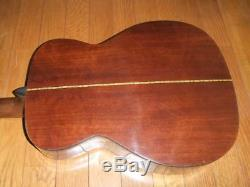 Morris F 15 Made In Japan La Meilleure Guitare Acoustique! Rare Utile Ems F / S