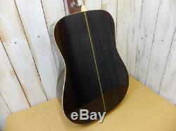 Morris Guitare Acoustique. W-20 Fabriqué Au Japon Beutiful Rare Utile Ems F / S