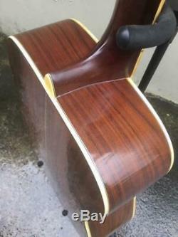 Morris Md-515 Guitare Acoustique 6 Cordes Martin-copy Made In Korea Mik