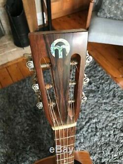 Northworthy Salon De Taille Oo Mesure De Guitare Acoustique Fait (unique)