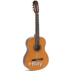 Nouveau Admira Sevilla Espagnole Classique Cordes Nylon Guitare Acoustique Made En Espagne